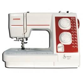 Macchina da cucire janome sewist 521 meccanica braccio libero for Macchina da cucire meccanica