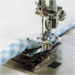 Piedino bordatore semplice