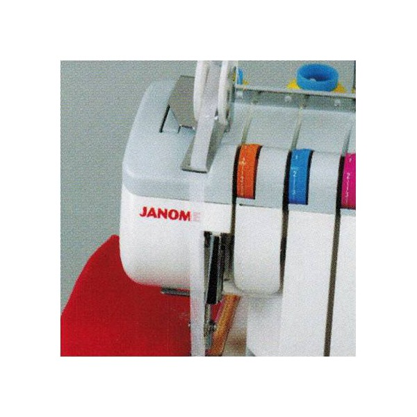 Janome piedino nastro con bobina accessori per macchina for Porta bobina macchina da cucire