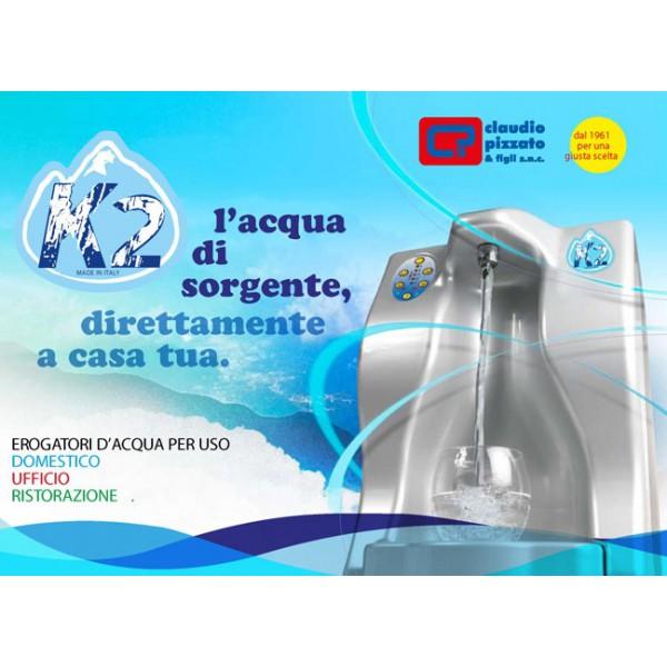 Erogatore d'acqua k2 - ErogatorI d'acqua per ufficio ed uso domestico