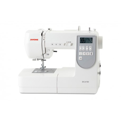 DC 6100 JANOME