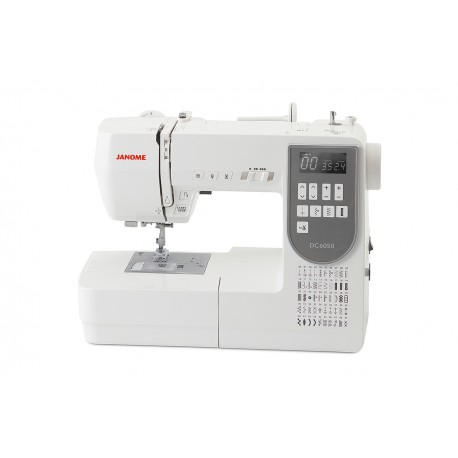 DC 6050 JANOME